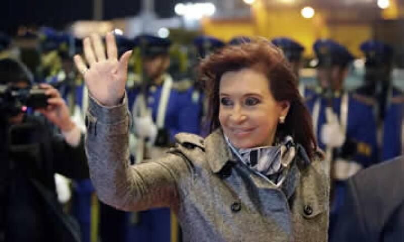 El Gobierno de Cristina Fernández negó que su país este en suspensión de pagos. (Foto: Reuters)