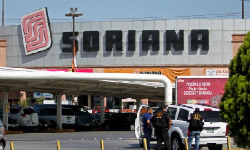 Soriana originalmente acordó comprar alrededor de 160 tiendas y otros activos de Comercial Mexicana. (Foto: Cuartoscuro)