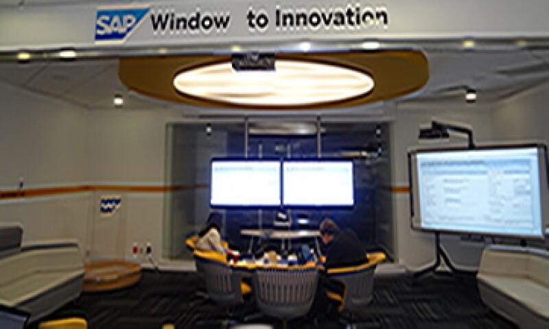 SAP México y Centroamérica aumentó 21% sus ventas de licencias de software en el primer trimestre de 2012. (Foto: Cortesía de SAP México y Centroamérica)