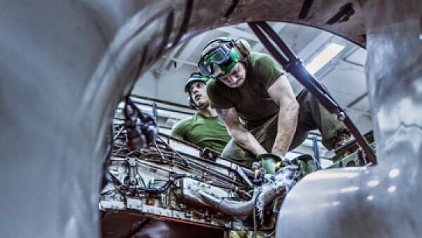 Ingeniero y motores