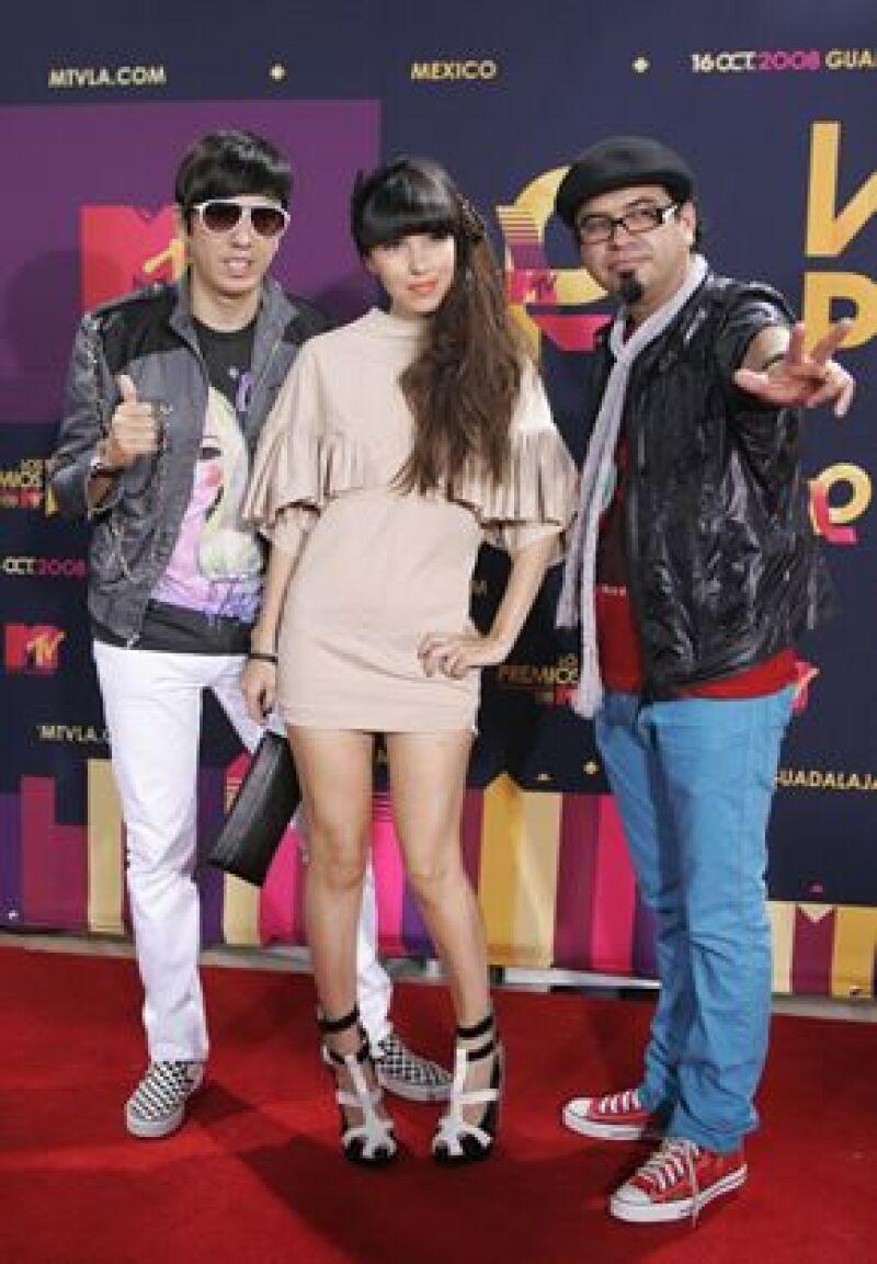 El grupo mexicano quiere conquistar nuevos horizontes con su música.