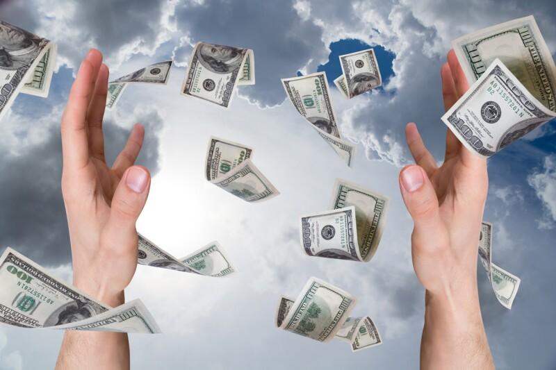 dinero tipo de cambio