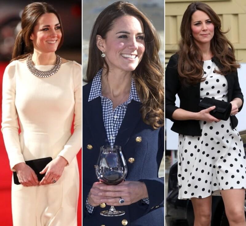 Topshop, Zara y Mango son algunas de las marcas que reinas y princesas europeas usan sin importar su bajo costo. ¿Quién dijo que elegante significa necesariamente caro?