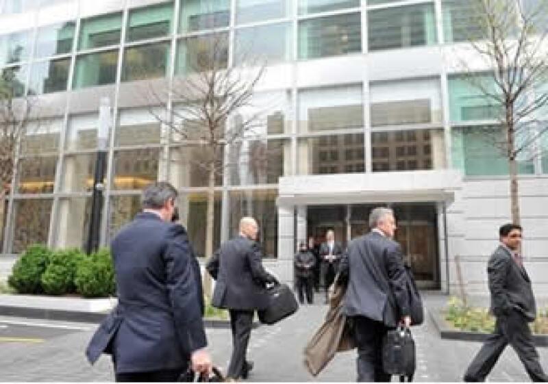 La SEC estadounidense demandó a Goldman Sachs por crear y vender productos financieros ligados a hipotecas subprime. (Foto: AP)
