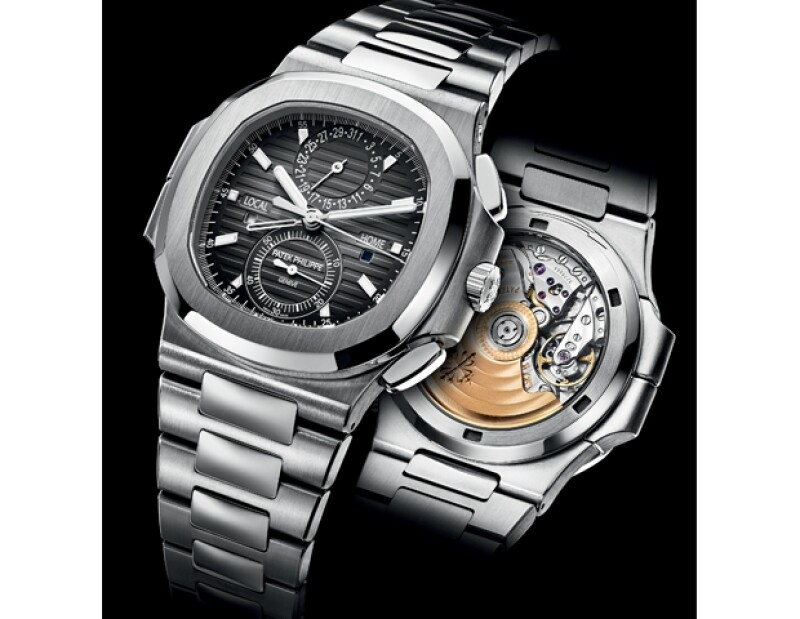 Patek Philippe 5990, Nautilus Travel Time, Chronograph