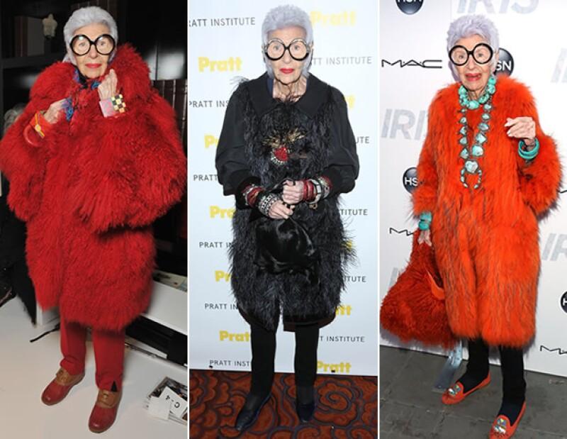 Rare Bird o Pájaro Raro, apodo que consiguió por su estilo único, ha sido influyente en el mundo de la moda y el diseño interior por más de 75 años.
