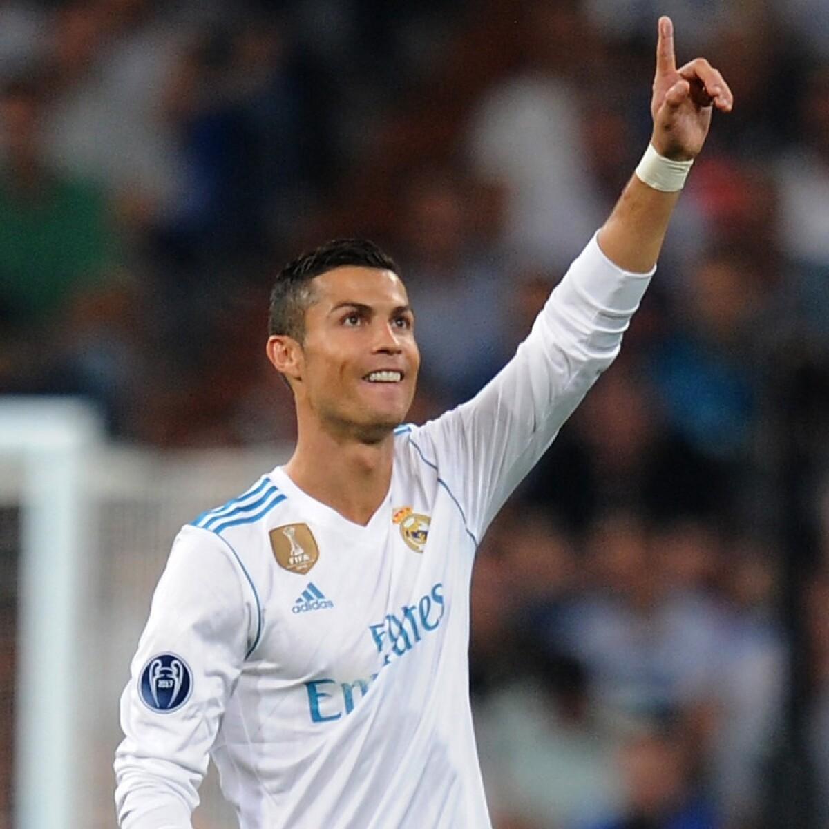 Cristiano Ronaldo rinde homenaje a Santi, víctima del Colegio Rébsamen