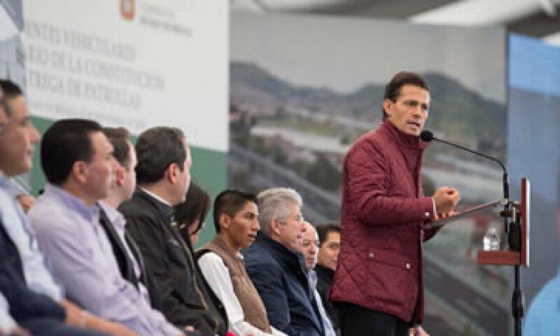 Peña comentó que durante su administración se han sumado 1,496,000 empleos nuevos (Foto: Presidencia/Cortesía )