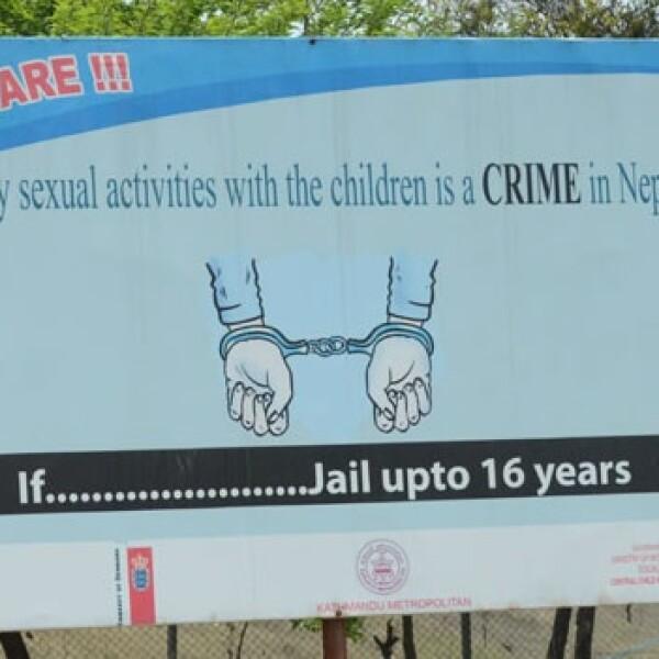 Proyecto Libertad - avisos - sexo con menores