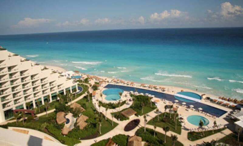 Cancún (lugar 10) y Playa del Carmen (lugar 6) fueron elegidas por los lectores de Travel+Leisure como dos de las mejores ciudades de México, Centro y Sudamérica. (Foto: Marco Vallejo/Quién)
