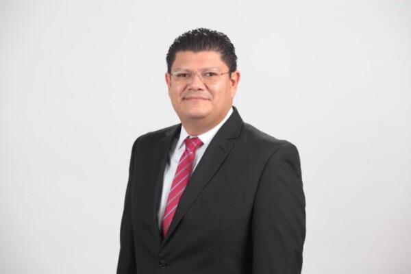 Carlos Urbina llega a Infraestructura. FOTO: Especial