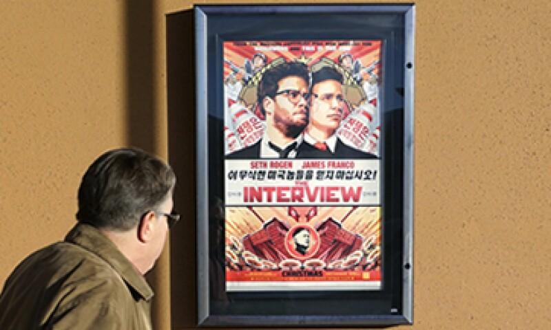 La película tendrá un estreno simultáneo en 300 salas de cines y plataformas digitales. (Foto: Reuters )