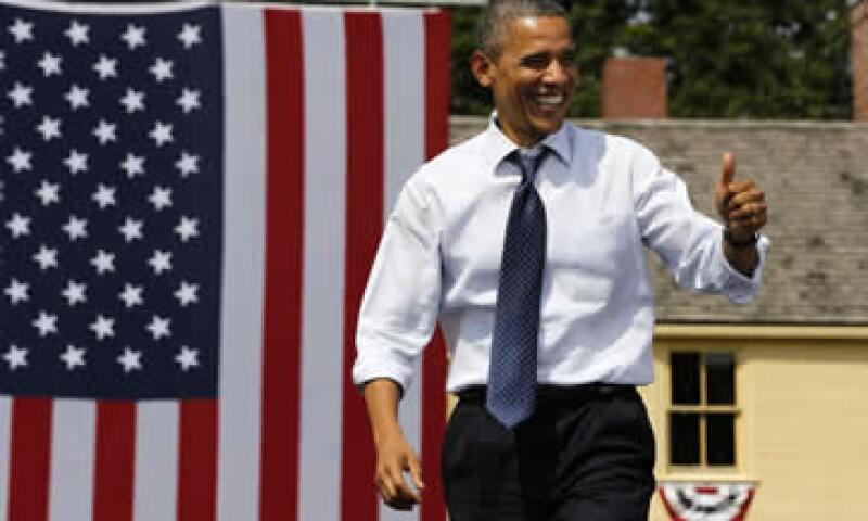 Se necesita cubrir el agujero dejado por la recesión más rápido, dijo Obama.(Foto: AP)