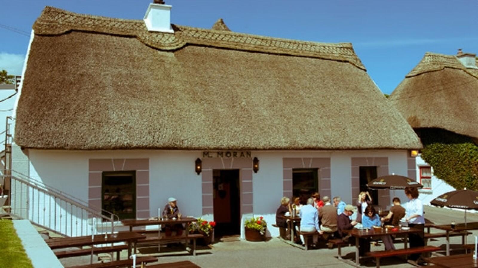 Moran´s Oyster Cottage