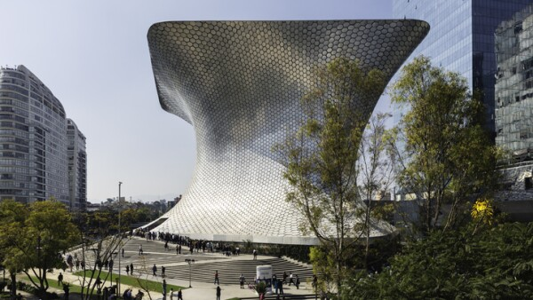 Soumaya and Carso Park