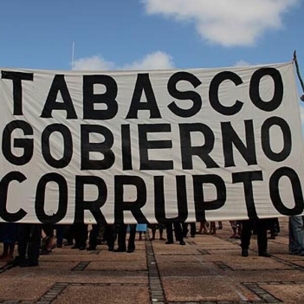 Caravana por la paz llega a Tabasco