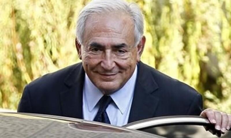 Tristane Banon, quien acusa a Strauss-Khan de intento de violación, dijo que él se portó arrogante durante el careo. (Foto: Reuters)