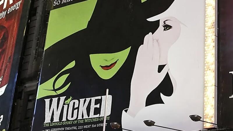 wicked obra teatro pelicula