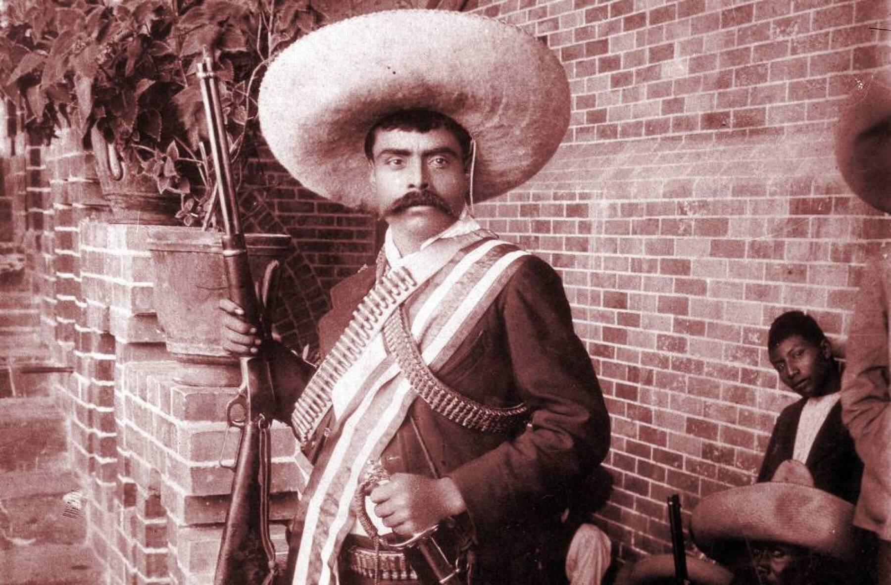 Emiliano Zapata 100