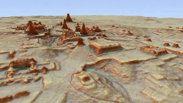 La ciudad maya de Tikal