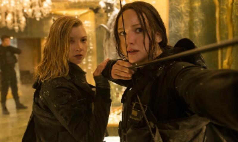 La elección de Lawrence para el papel fue altamente criticada en el 2011 por los fans amantes de la trilogía escrita por Suzanne Collins (Foto: Tomada de facebook.com/LosJuegosdelHambreMexicoOficial )