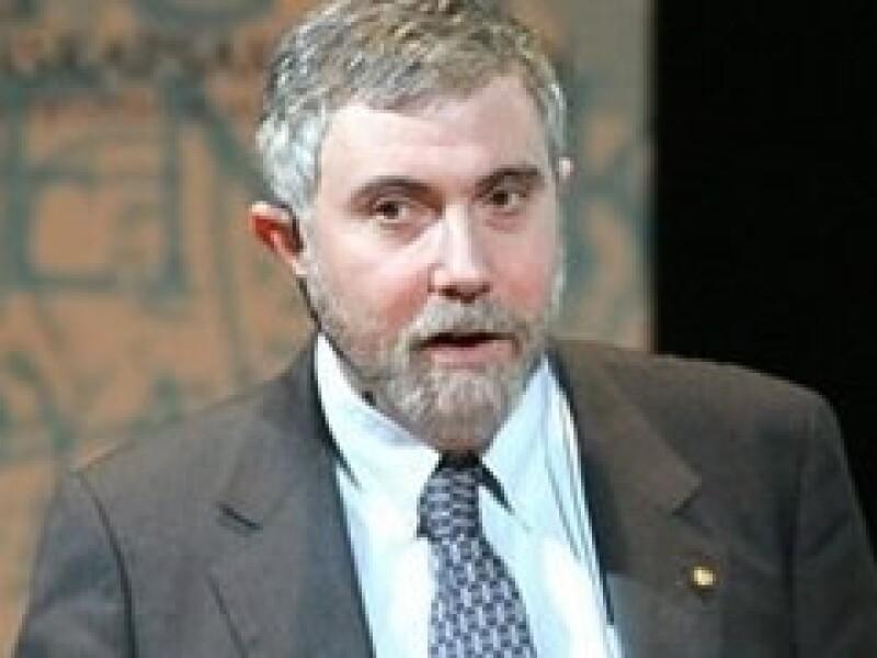 Paul Krugman cuestionó la efectividad del plan del gobierno de EU para limpiar las finanzas de los bancos. (Archivo)
