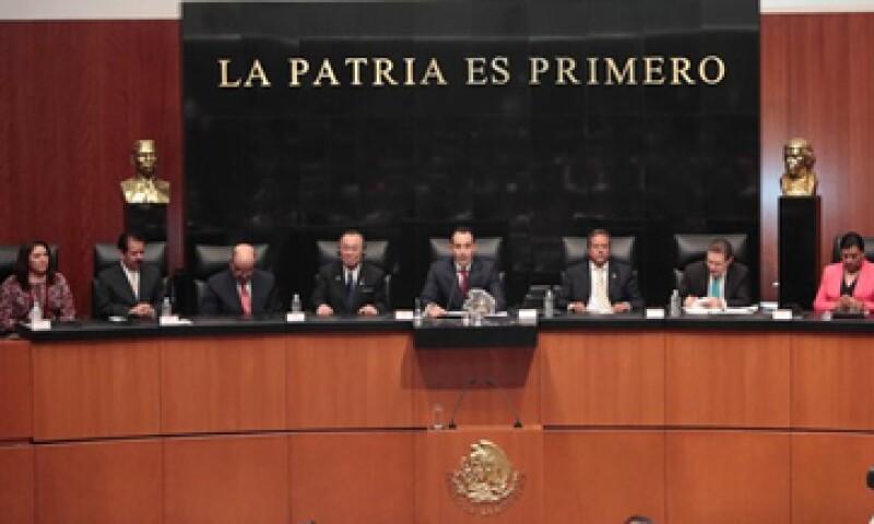 Los Senadores realizaron modificaciones a los artículos transitorios. (Foto: Tomada de @senadomexicano )