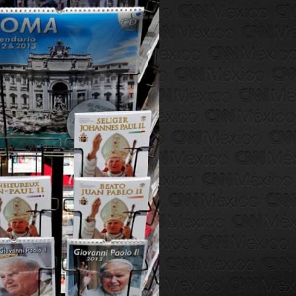 Juan Pablo II - memorabilia