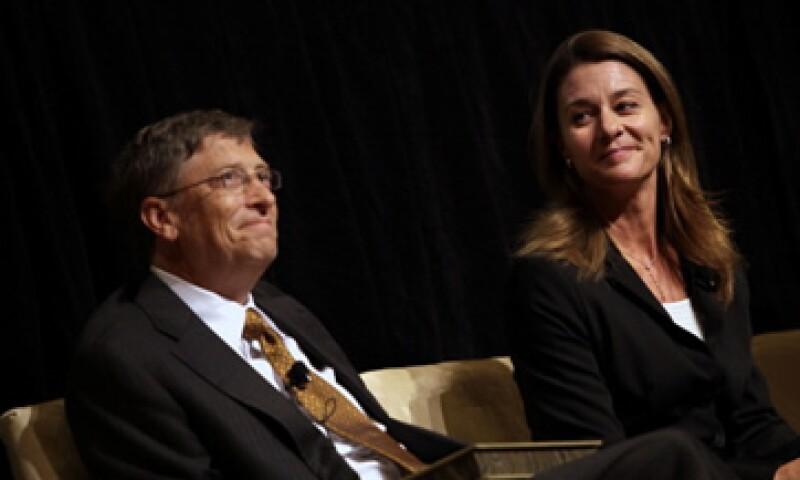 Bill y Melinda han convencido también a sus hijos de no usar productos de Apple. (Foto: Getty Images)