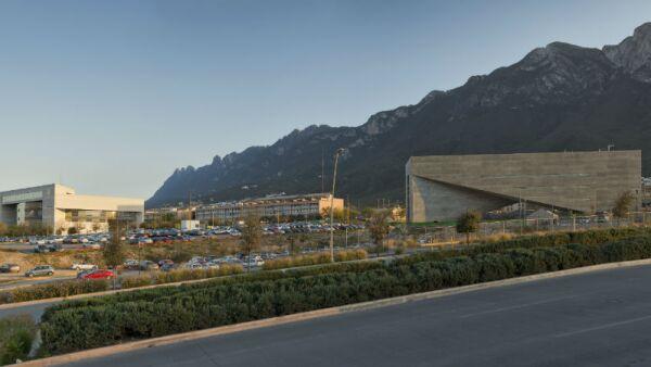 Centro Roberto Garza Sada, de Arte, Arquitectura y Dise�o (CRGS) B