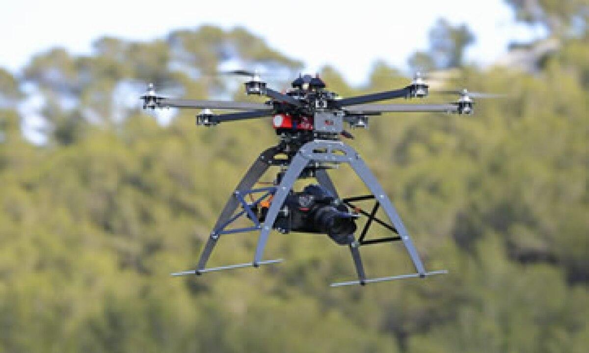 Drones baratos para salvar tu vida