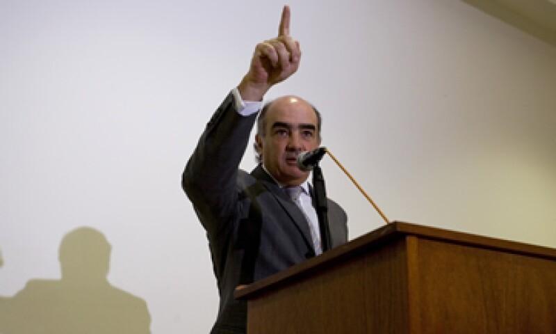 Luis Téllez dijo que la comunidad de operadores de la Bolsa mexicana está muy interesada en unirse al MILA. (Foto: AP)
