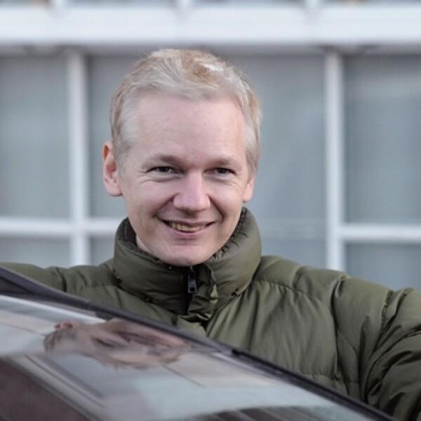 Assange - libre