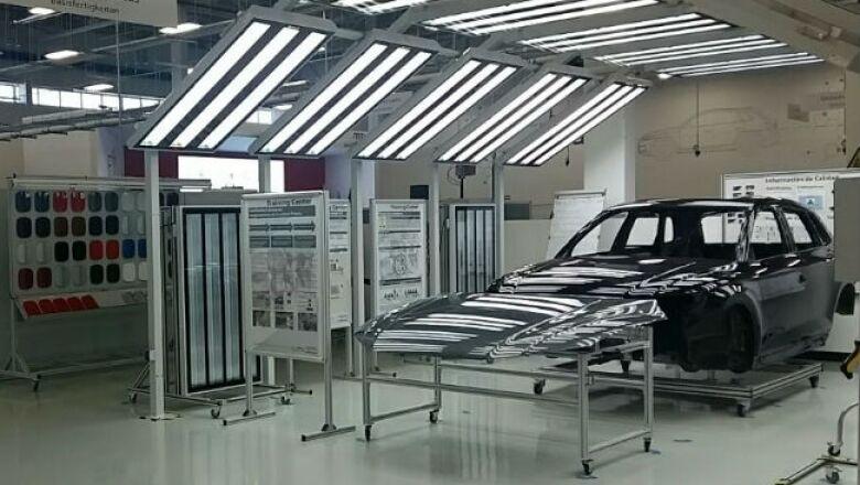 Centro de Especializaci�n de Audi en Puebla 2