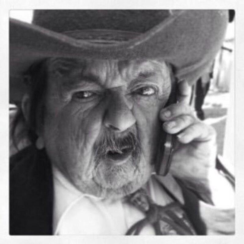 El también músico murió en un hospital de Puebla tras sufrir un cuadro de neumonía.