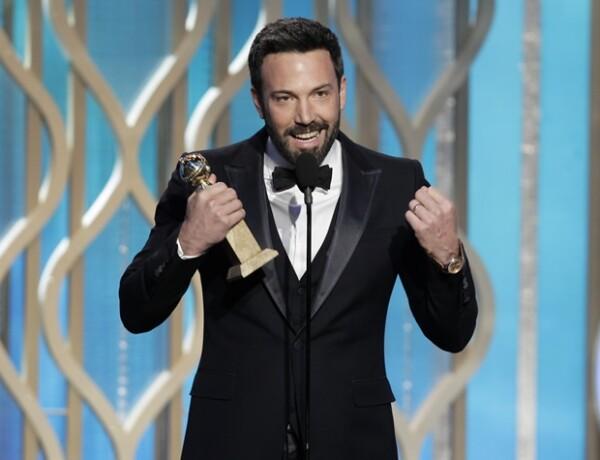 Ben Affleck ganó como Mejor Director.