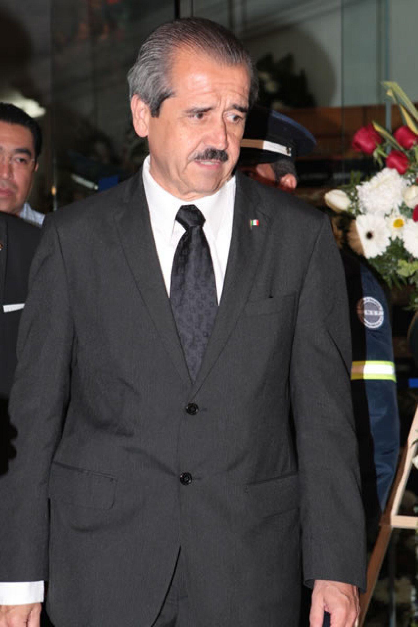 José Ángel Córdova Villalobos.