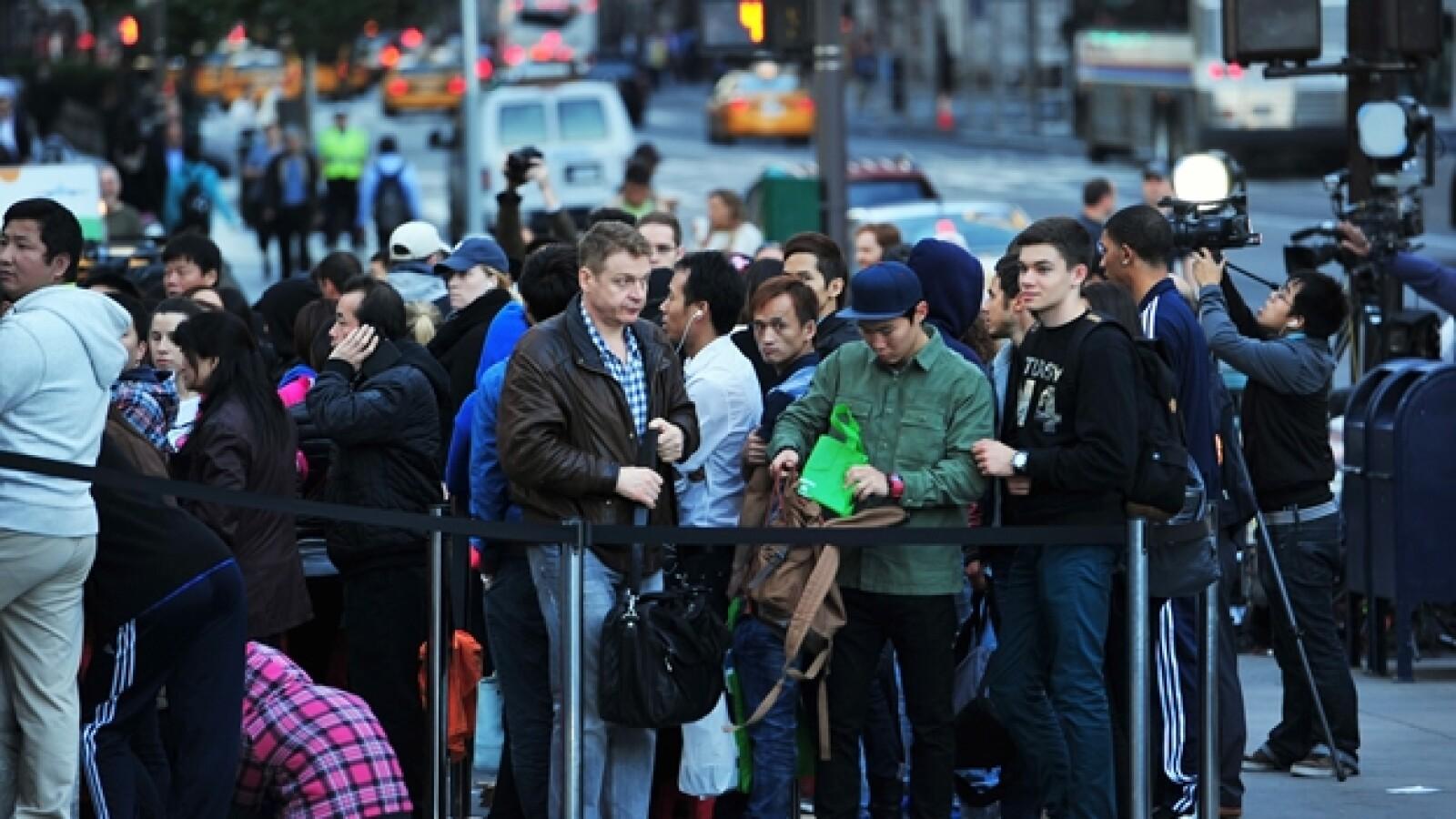 iPhone 5S venta Nueva York