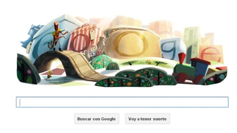 Desfile 2 Google Navidad