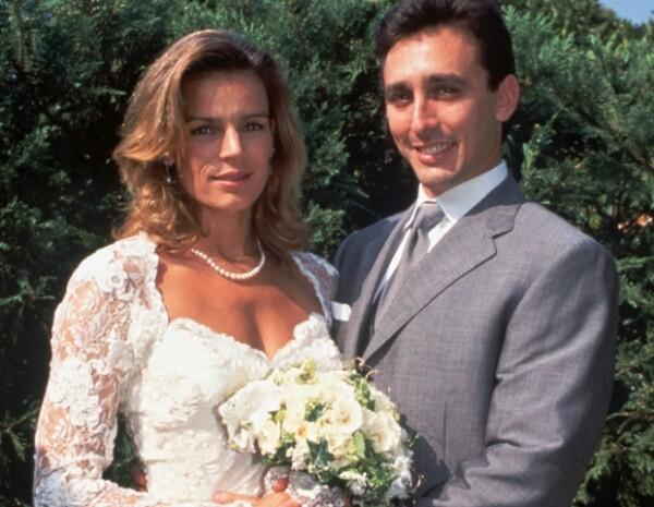 Oficialmente, la princesa sólo duró un año casada con su guardaespaldas.