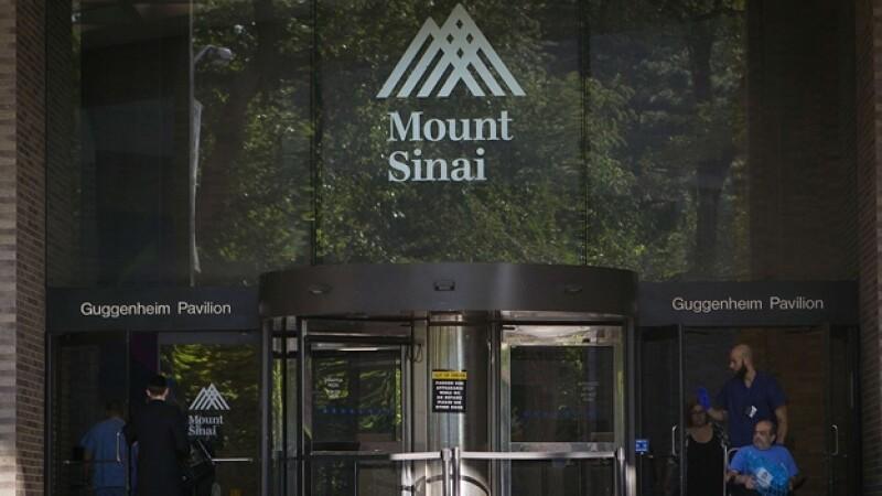 El Hospital Monte Sinaí en Nueva York descartó tener un paciente con ébola tras realizarle una prueba