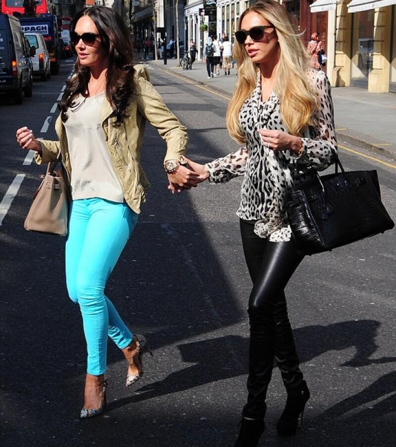 Las hermanas han sido duramente criticadas en Inglaterra.