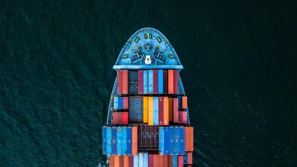 comercio contenedor intercambios envios exportaciones importacion