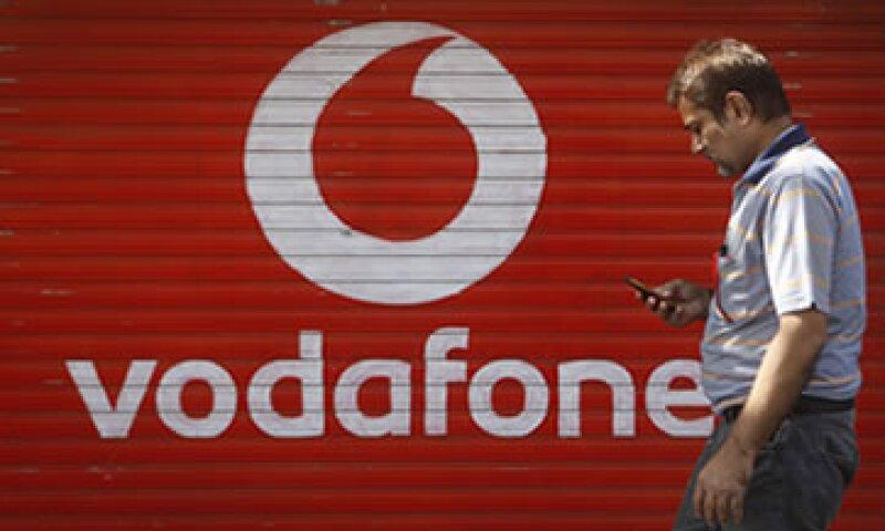 Vodafone descrtó que busque entrar al mercado mexicano. (Foto: Reuters)