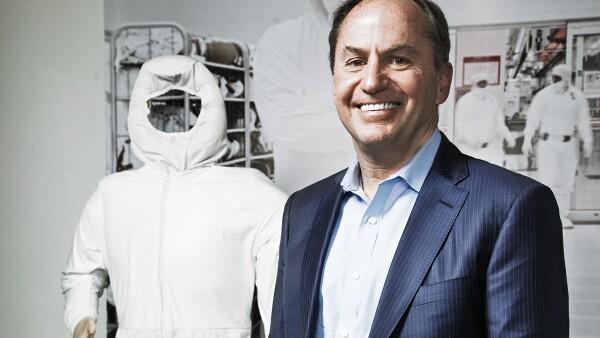 Bob Swan,  CEO de Intel.