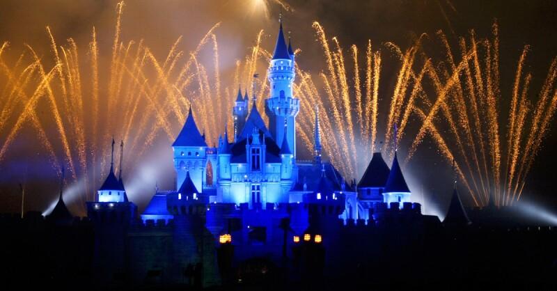 Disneyland parks.