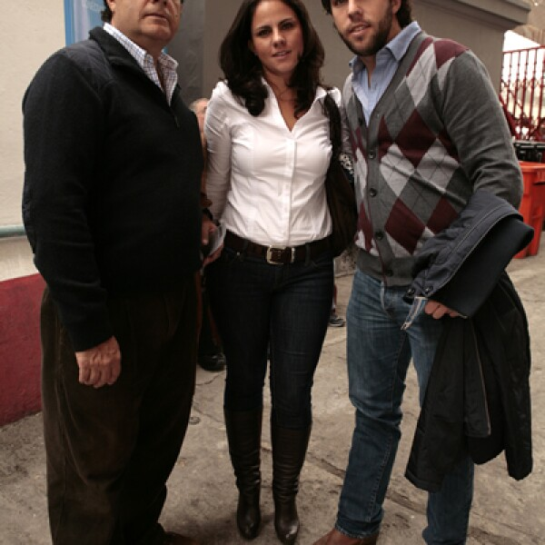 Marco Aja,María José Aja,Iñaki Aja