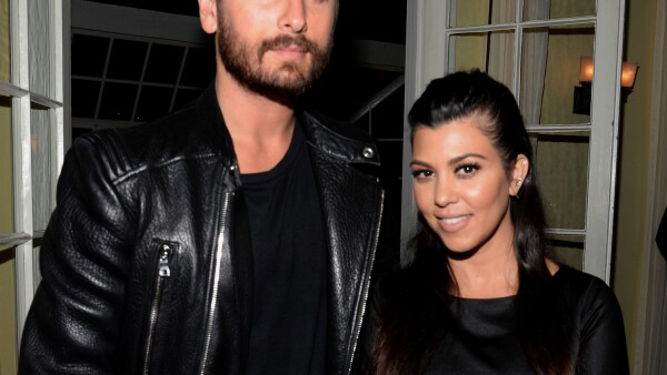 Kourtney y Scott