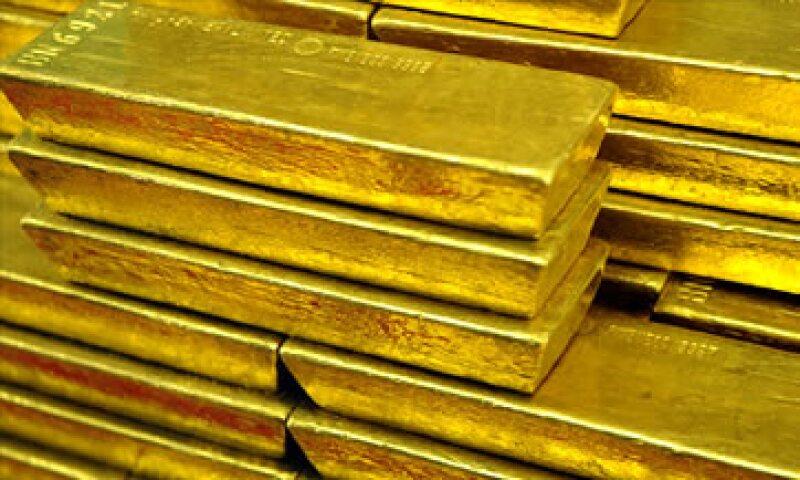 Los bancos centrales de la zona euro poseen alrededor del 64% de las reservas mundiales de oro. (Foto: Cortesía CNNMoney)