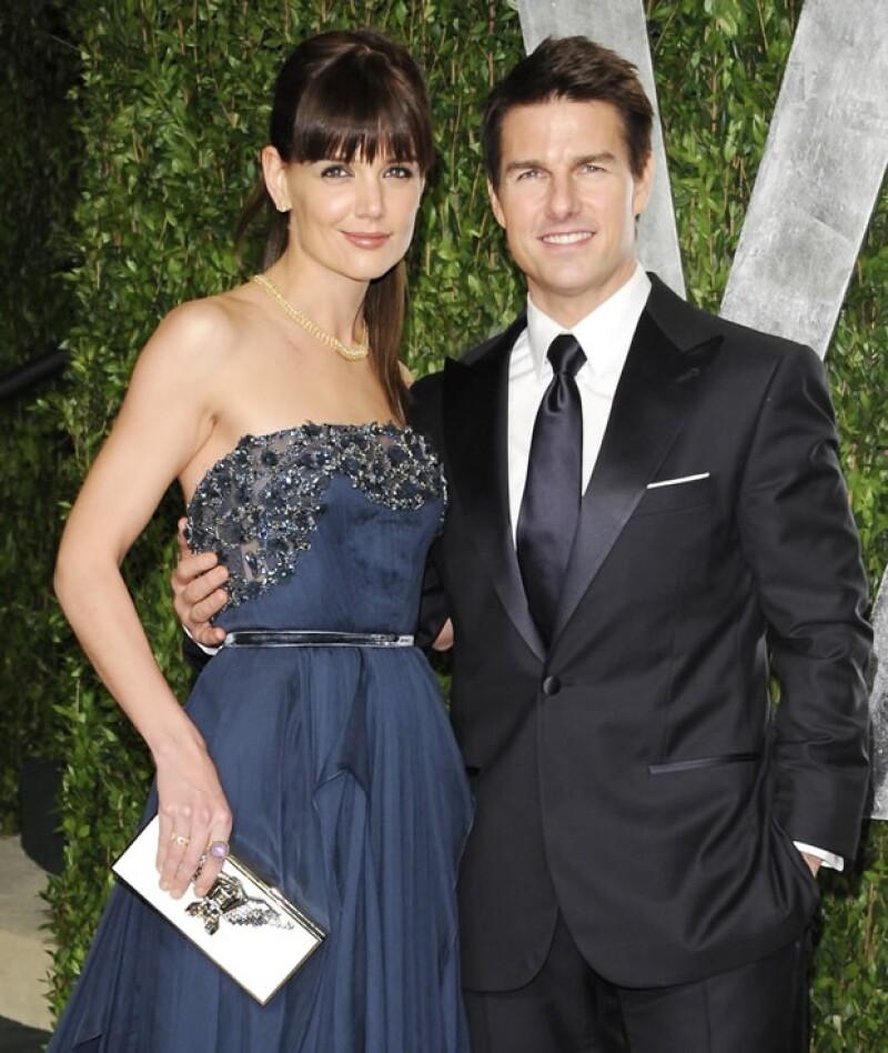 Los actores lograron dar por terminado el proceso legal a menos de dos meses de su separación.
